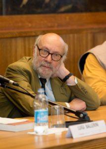 Michele Corti presenta la civiltà dei Bergamini